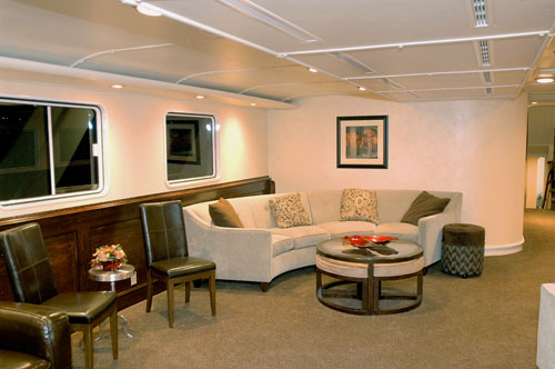 New York charter yacht Affinity