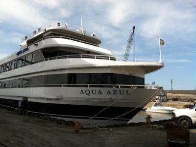 Ny Charter Yacht Aqua Azul All Nyc Yachts