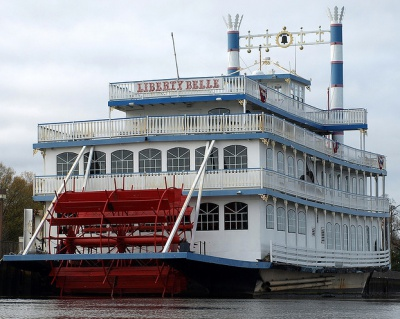 Liberty Belle starboard quarter