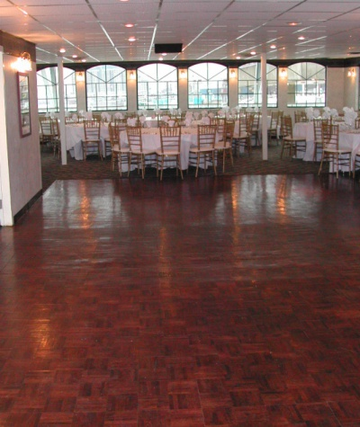 Liberty Belle dance floor