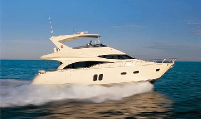 NY charter yacht Lyric - starboard