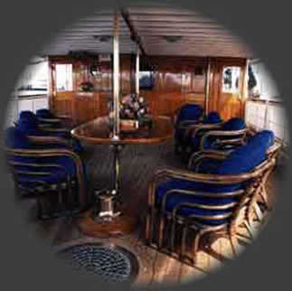 Mariner III lower deck