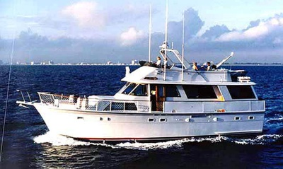 NY Charter Yacht Real Escape