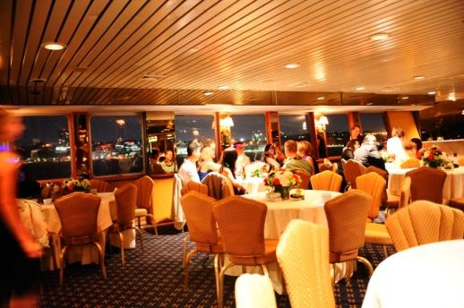 Charter Yacht Royal Princess - Dining