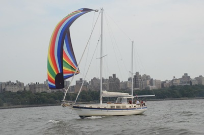 Sailing yacht Prelude