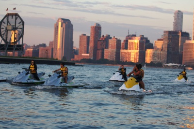 NYC and NJ jet skis