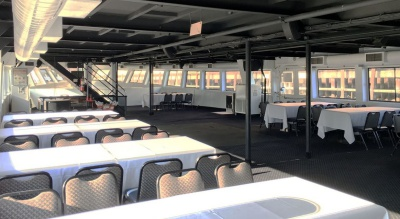 NY motor yacht 180 main deck forward