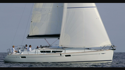 NYC sailboat Yacht 39