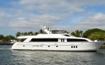 New Jersey Yacht 98