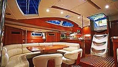 NY Sailboat Yacht 10 salon