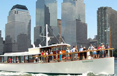 Manhattan starboard bow